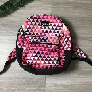 Justice just for girls backpack 💕